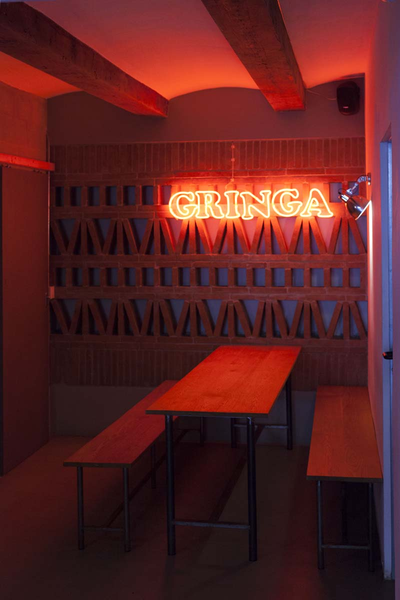 La Gringa