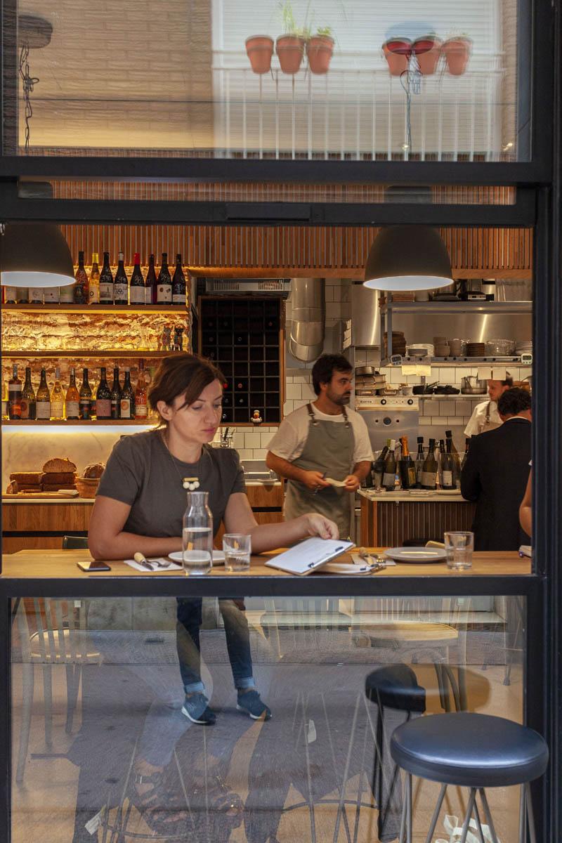 Restaurante Berbena