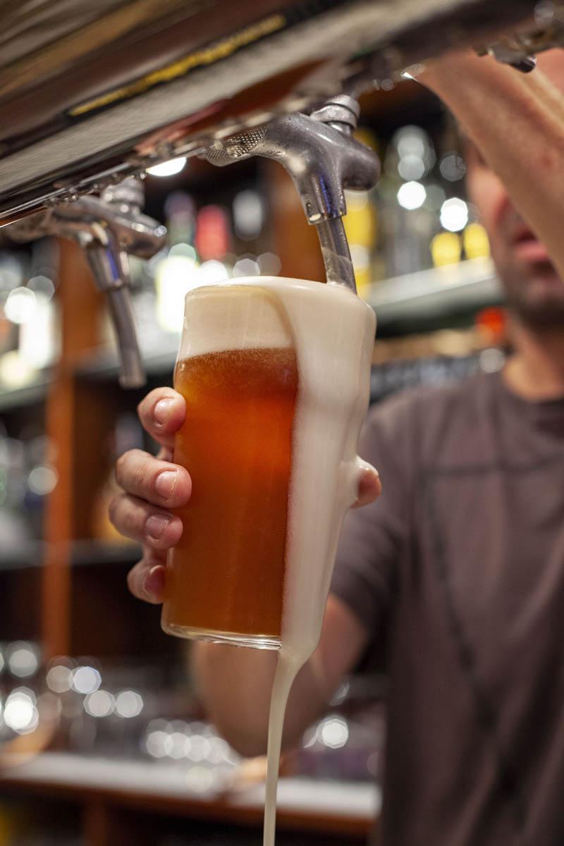 Bar La Beata craft beer