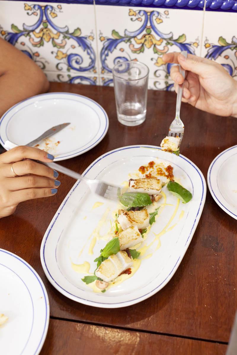 Can Sardi Restaurant Barceloneta