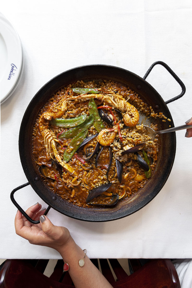 A Carballeira Restaurante Barcelona