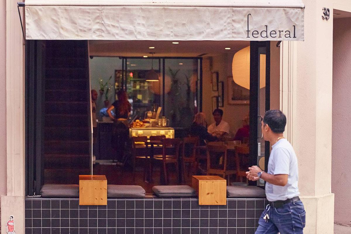 Federal Café Parlament Sant Antoni