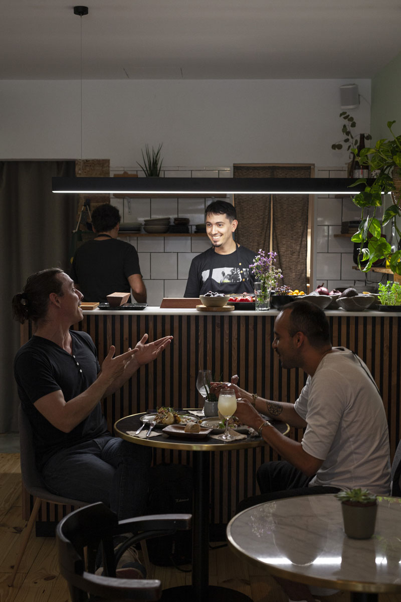 Arigato restaurante