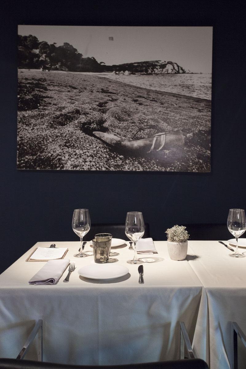 Restaurant Blau Barcelona