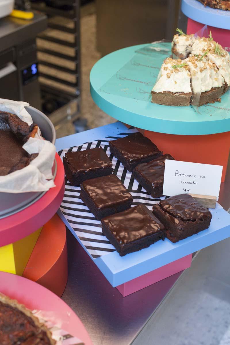 Funky Bakers pastelería Born