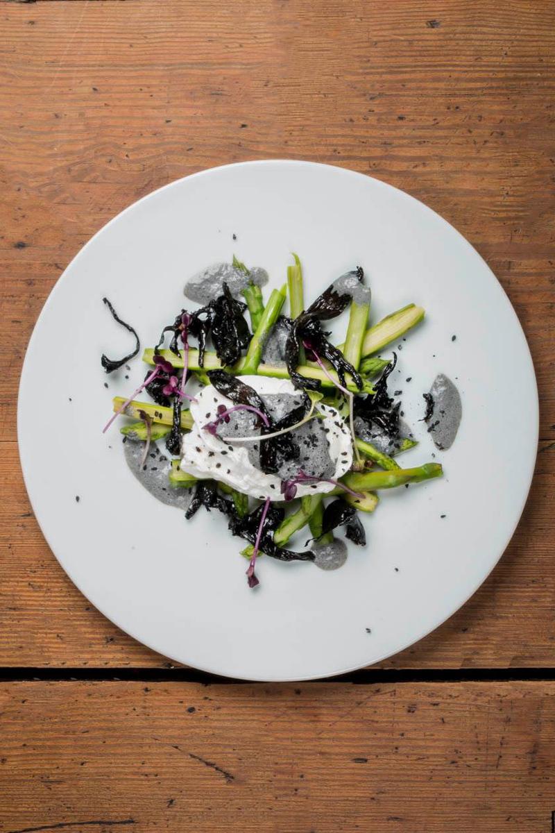 Rasoterra restaurante vegetariano