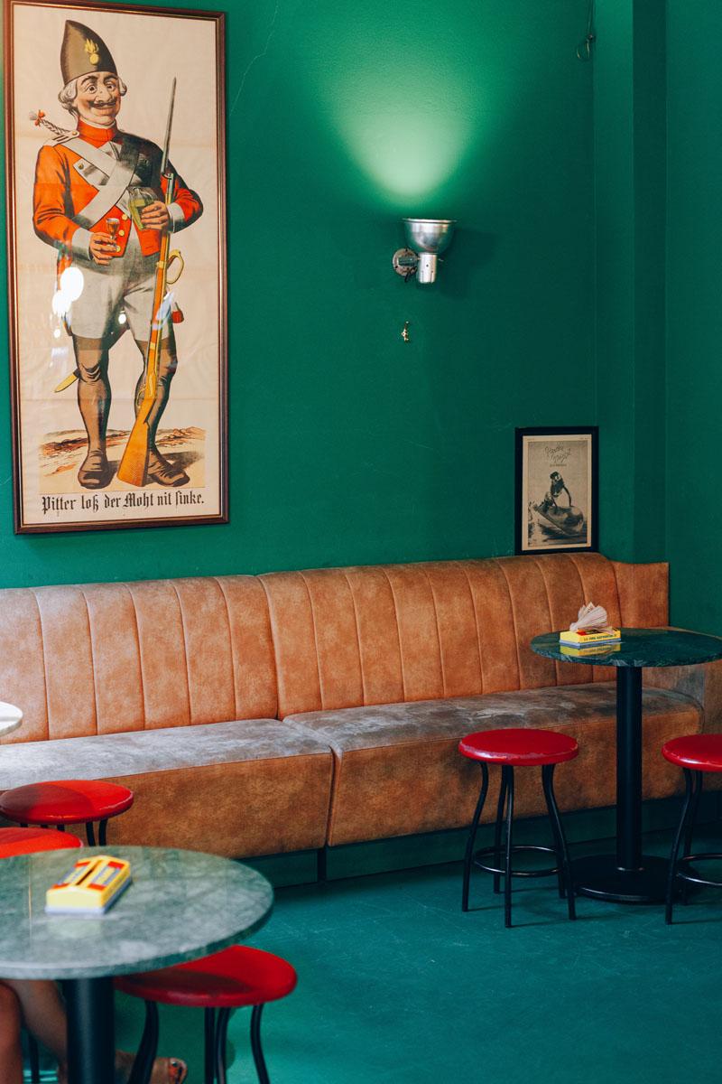 Bar Torpedo Barcelona