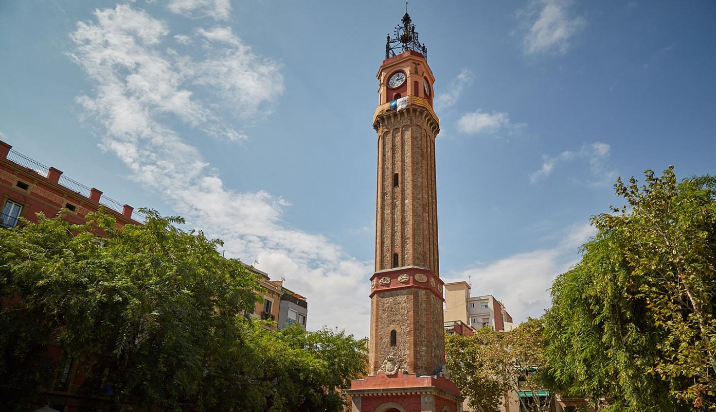 plaça VIla de Gràcia