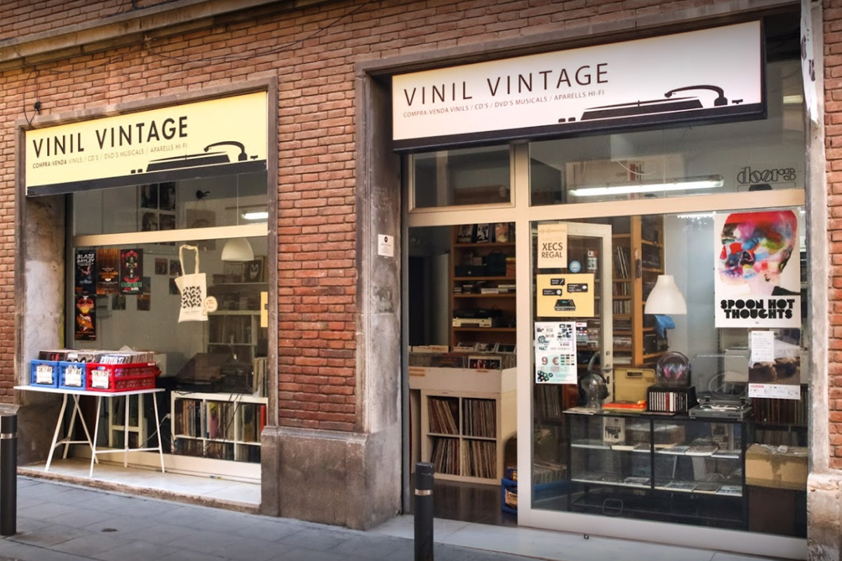 Vinil Vintage
