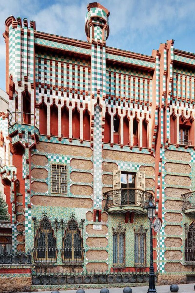 Casa Vicens Gracia