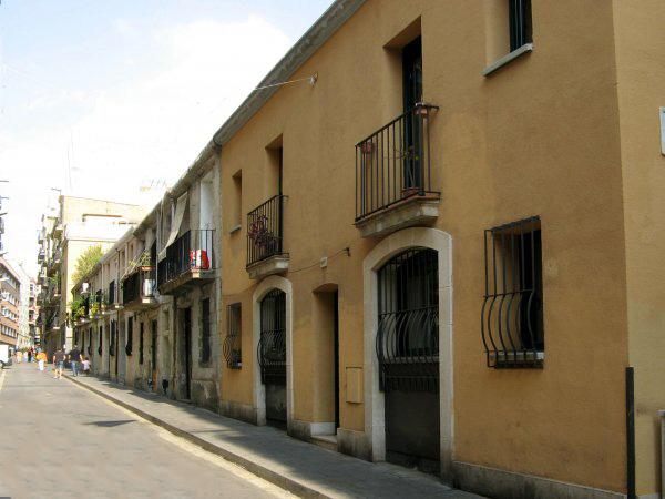 cases carrer fraternitat