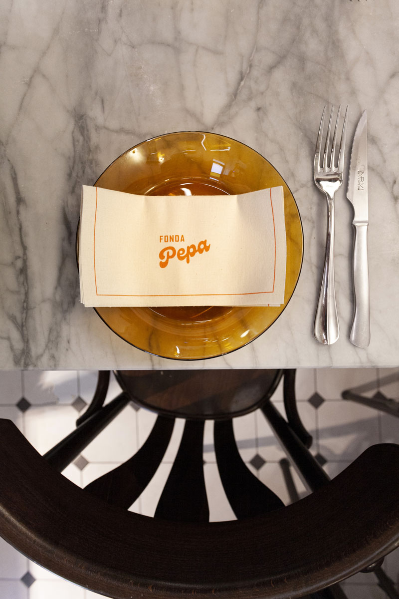 Fonda Pepa restaurante