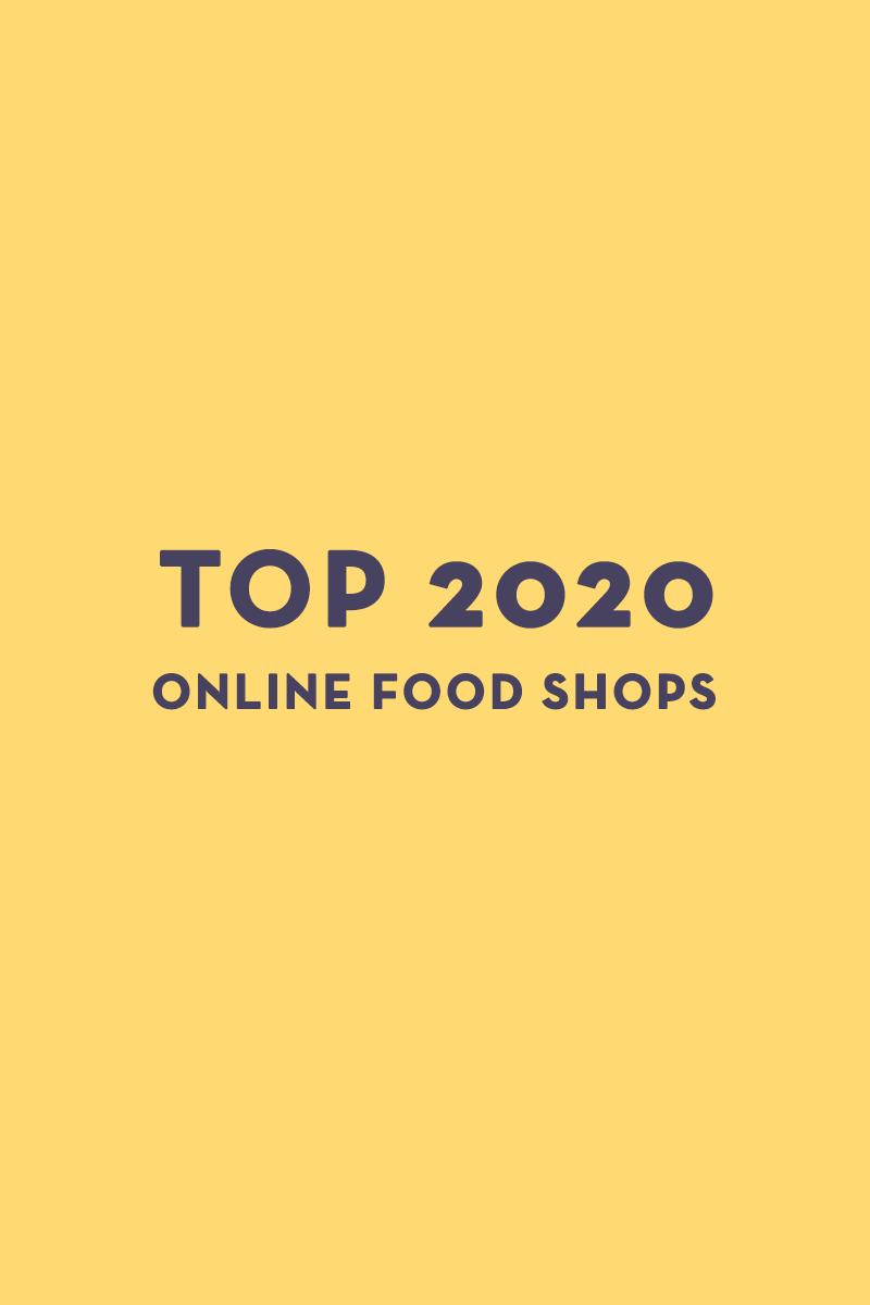 top online food shops 2020