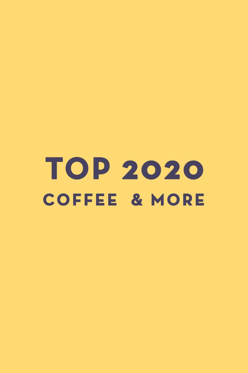 top coffee 2020