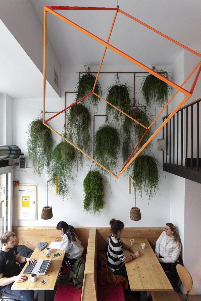 People's Coffee Shop bar cafetería