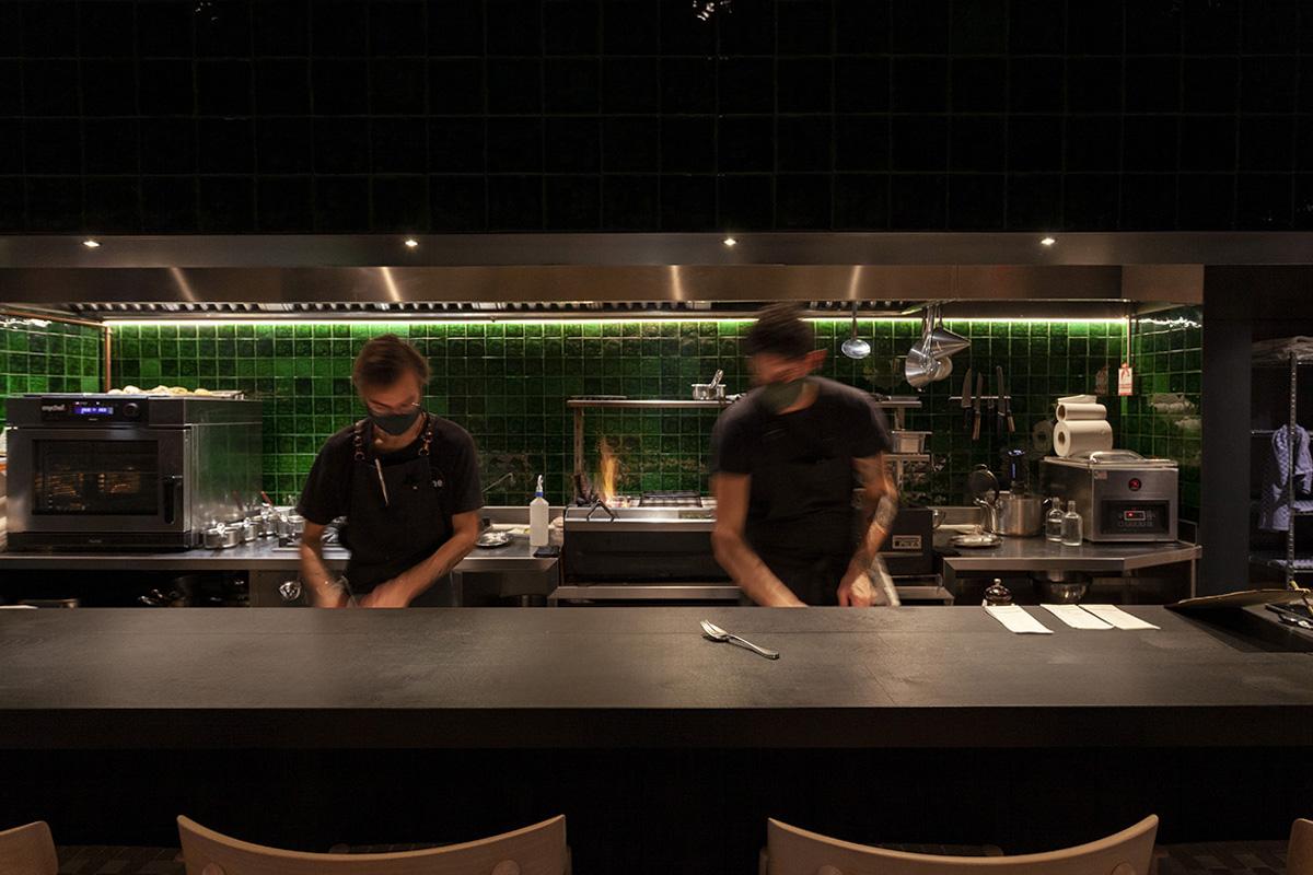 Palo Verde restaurante