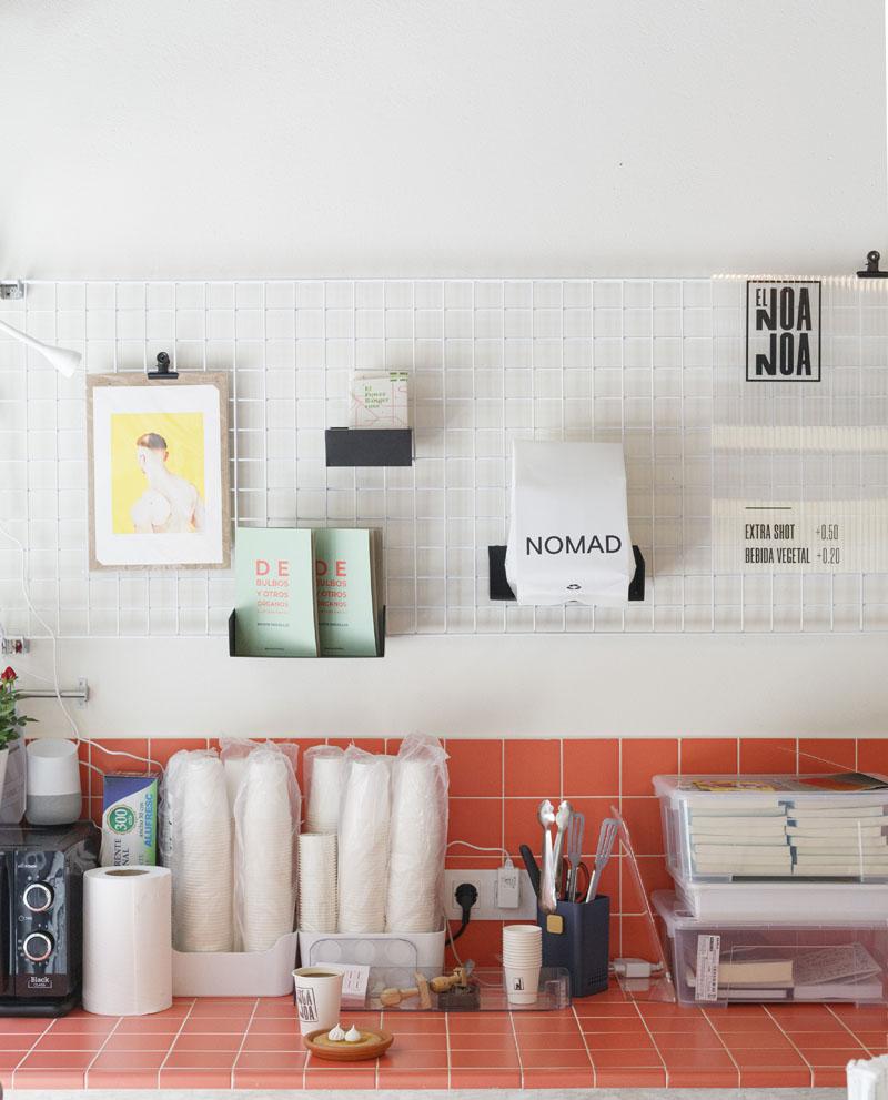 El Noa Noa cafetería