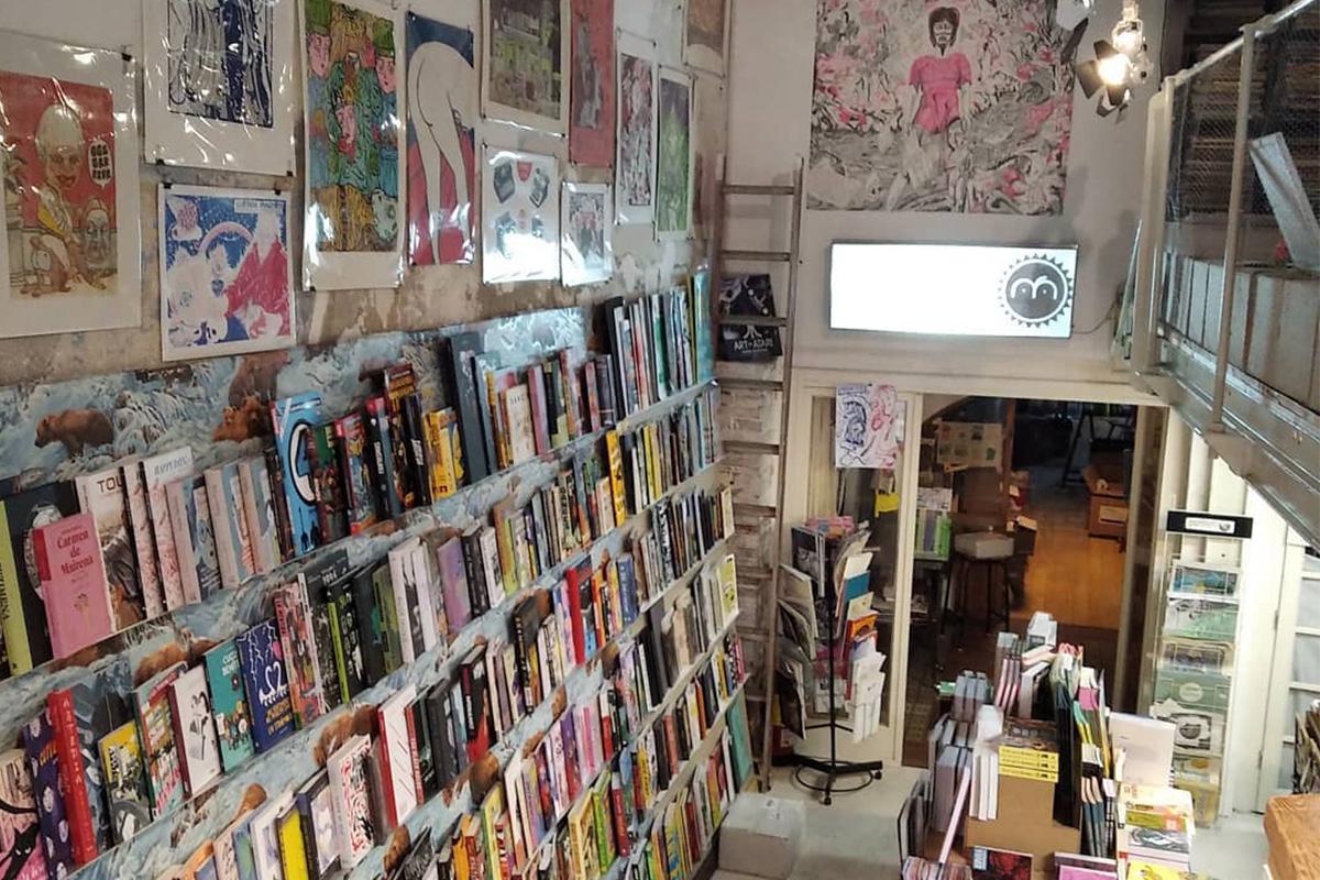 Fatbottom libreria barcelona