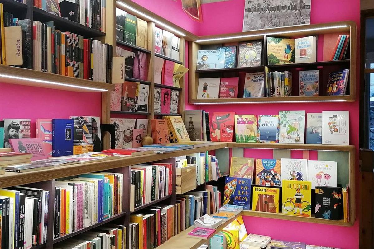 La Reposa llibreria